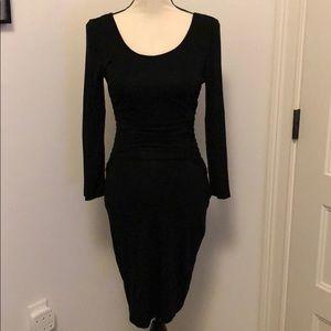 Catherine Malandrino Bodycon Midi Dress